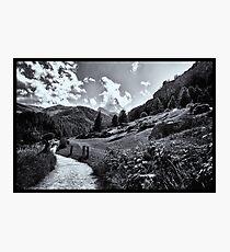 zermatt (005), (matterhorn)  Photographic Print