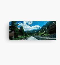 zermatt (006), (matterhorn)  Canvas Print