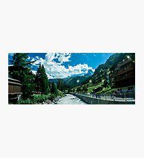 zermatt (006), (matterhorn)  Photographic Print