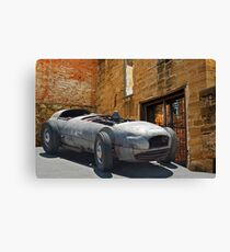 193X WTH IZIT Race Car I Canvas Print