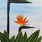 Proud Birds by Guy Wann