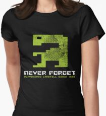 1983 - Never Forget Women's Fitted T-Shirt