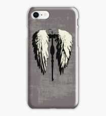 Crossbow wings iPhone Case/Skin