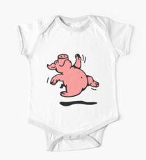 Dancing Pig Kids Clothes