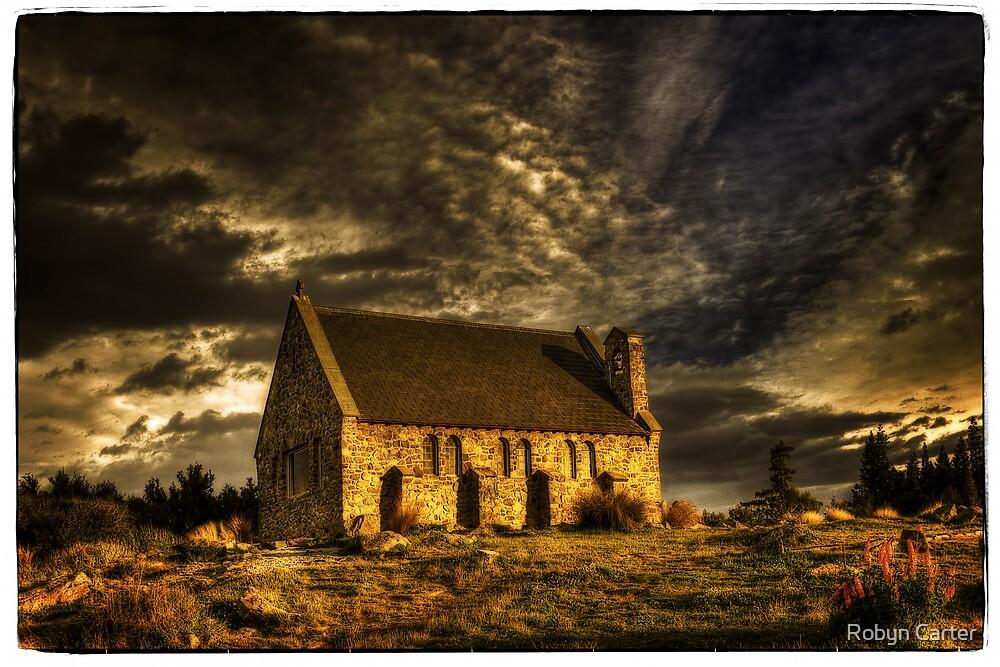 Church of the Good Shepherd - Lake Tekapo by Robyn Carter