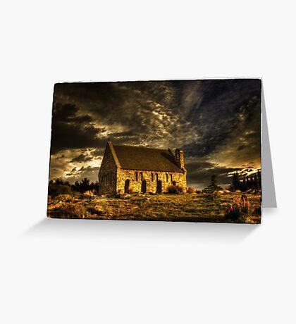 Church of the Good Shepherd - Lake Tekapo Greeting Card