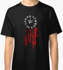 Old World Flag Classic T-Shirt