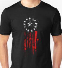 Old World Flag Slim Fit T-Shirt