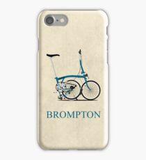Brompton Folding Bike iPhone Case/Skin