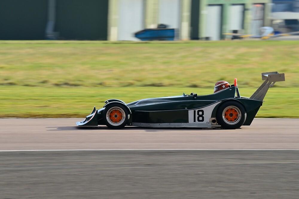 Mallock Mk 1B No 18 by Willie Jackson