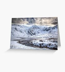 Mountain View by Smart Imaging Greeting Card