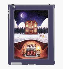 Christmas in the Burrow iPad Case/Skin