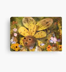 After The Pollen Canvas Print