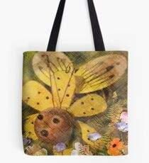 After The Pollen Tote Bag
