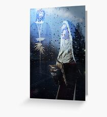 PASSION MOTHER Greeting Card