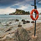 Isola Bella, Taormina by Andrea Rapisarda