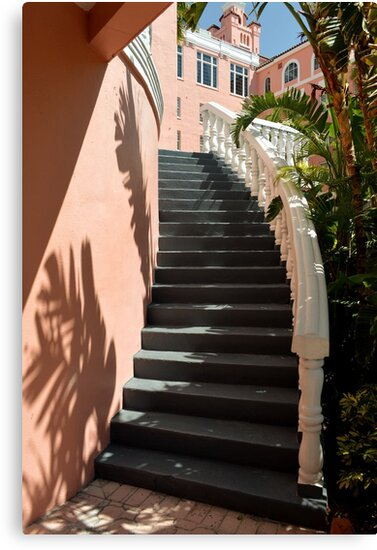 Stairway To Paradise by rosaliemcm
