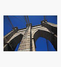 Brooklyn Bridge - New York City Photographic Print