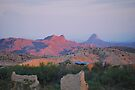 Terlingua Sunset by Cathy Jones
