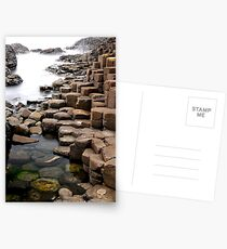 """Giant's Causeway"" Postcards"