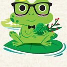 My little frog prince by candysquare
