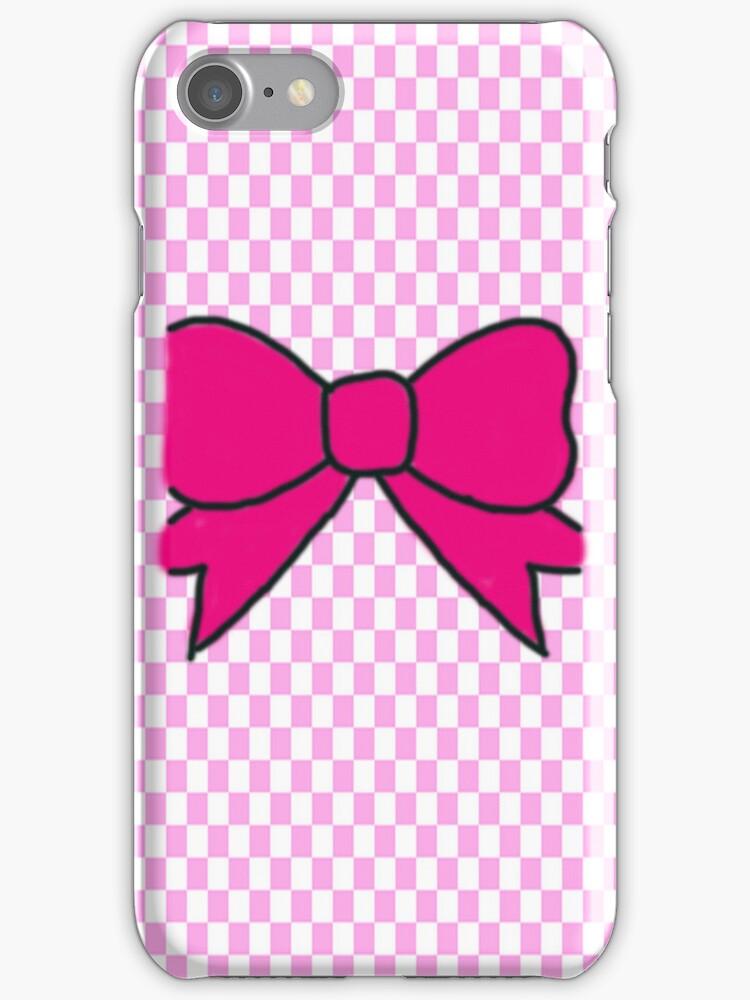 Ribbon - Pink by aussiecandice