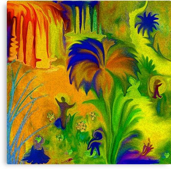 THE LAND OF LITTLE PEEPS..... by SherriOfPalmSprings Sherri Nicholas-