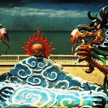 Double Dragon by LaCalavera