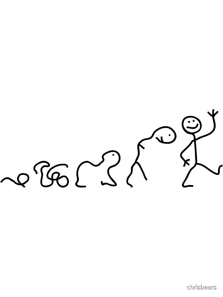 Evolution of Art by chrisbears