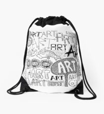 ART Drawstring Bag