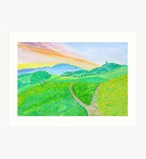 Spring Season-3 Art Print