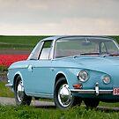 VW Karmann Ghia 1968 - 1 by Paul Peeters