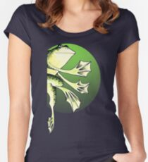 Frogger Women's Fitted Scoop T-Shirt
