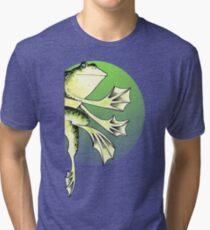 Frogger Tri-blend T-Shirt
