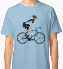 Bradley Wiggins Team Sky Classic T-Shirt