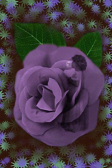 ☀ ツ A LITTLE ROSE BUD INSIDE A ROSE BLOWING BUBBLES☀ ツ by ✿✿ Bonita ✿✿ ђєℓℓσ