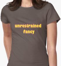 unrestrained fancy Women's Fitted T-Shirt