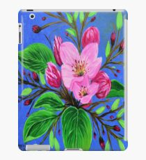 Pink Blossoms  iPad Case/Skin