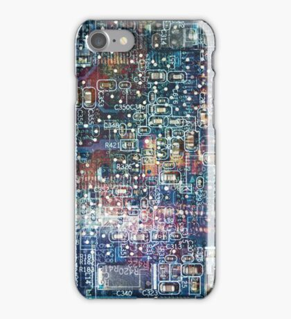Circuitry iPhone Case/Skin