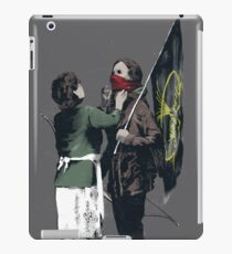 Banksy Games iPad Case/Skin