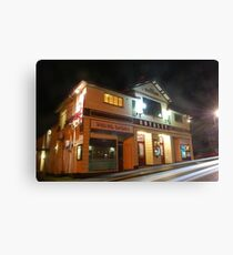 Royalty Cinema, Bowness Canvas Print