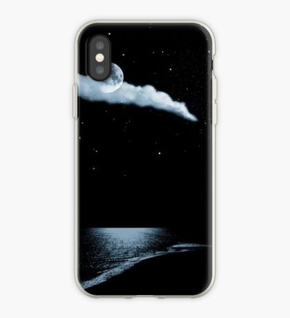 Moonlight beach for iphone iPhone Case