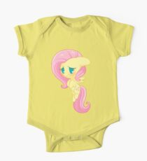 Chibi Fluttershy One Piece - Short Sleeve