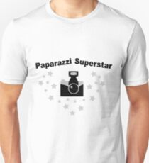 Paparazzi Superstar Unisex T-Shirt