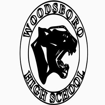 Woodsboro High School Scream by Fir3Fly