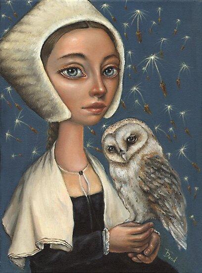 Lady Lovell by tanyabond
