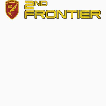 2nd Frontier Division by Thunz