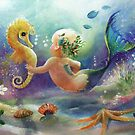 Babies of the Sea by Robin Pushe'e
