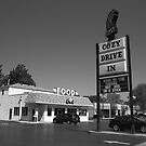 Route 66 - Cozy Dog Drive In by Frank Romeo