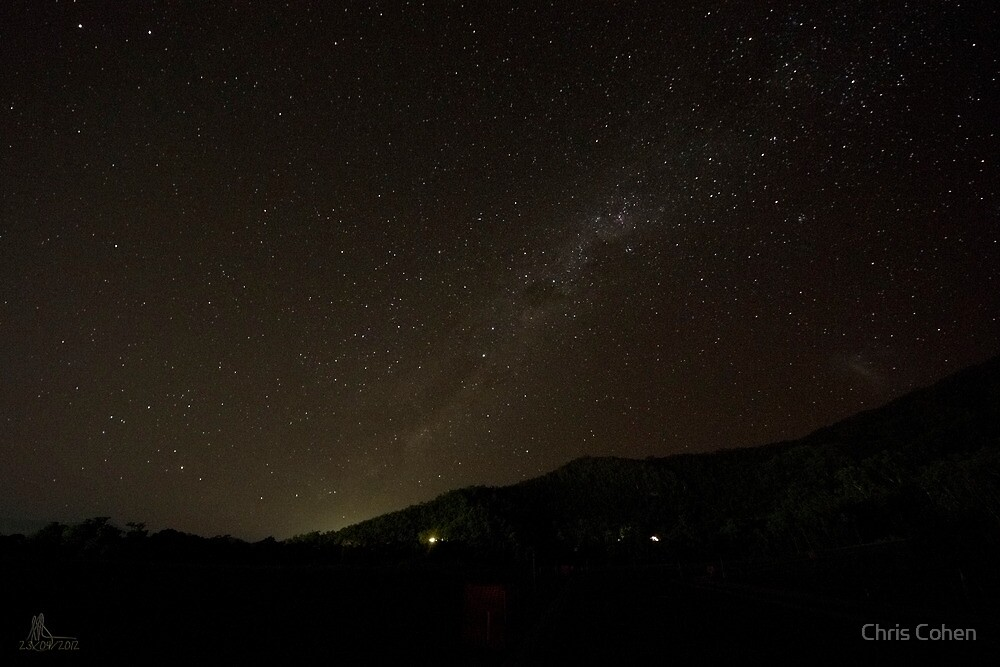 Starry Starry Night - Edmonton FNQ by Chris Cohen